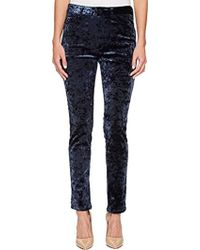 Joe's Jeans - Charlie High Rise Velvet Skinny - Lyst
