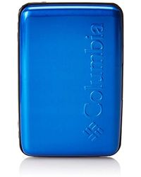 Columbia - Rfid Blocking Hardcase Security Wallet - Lyst