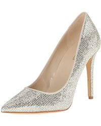 cbdd25dc5a2 Lyst - Nine West  Frolic  Pump in Blue