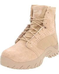 Oakley - Lf Si Assault 6 Work Boot - Lyst