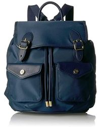 Tommy Hilfiger - Handbags Backpack Mabel Smooth Nylon - Lyst