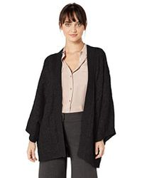 NYDJ - Cable Cape Cardigan - Lyst