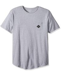 Quiksilver - Scallop Pocket Loves Tee - Lyst