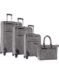 Nine West - Ninewest 4 Piece Spinner Luggage Set - Lyst
