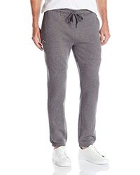 Lacoste - Sport Brushed Fleece Pant With Elastic Leg Opening - Lyst