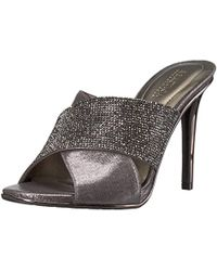 b19f59a196e Kenneth Cole Reaction - Look Beyond 2 High Heel Sandal With Cross Band  Upper Heeled -