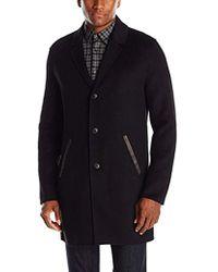 SOIA & KYO - Jim Double Face Wool Jacket - Lyst