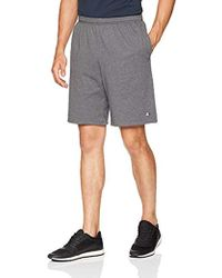 Champion - Jersey Short With Pockets - Lyst