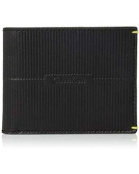 Calvin Klein - Textured Slimfold Wallet - Lyst