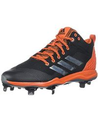 4f0afbaebf8a4 Lyst - adidas Freak X Carbon Mid Football Shoe, Core Black/white ...