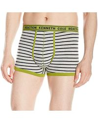 Kenneth Cole Reaction - Striped Trunk - Lyst