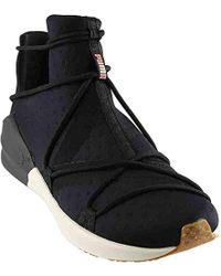 054b70d747aae4 Lyst - Puma Fierce Rope Training Sneaker in Black