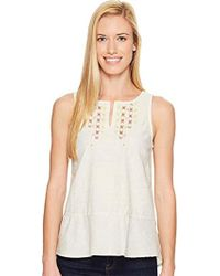 Woolrich - Outside Air Eco Rich Tank Top - Lyst