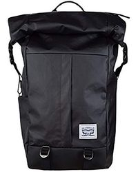 Levi's - Roll Top Backpack, - Lyst