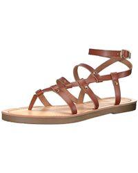 Madden Girl - Laando Gladiator Sandal - Lyst