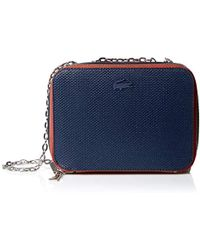 853fbbaed055b0 Lacoste - Women Chantaco Animation Square Crossover - Lyst