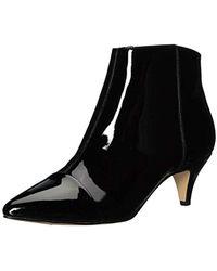 d279093d196512 Sam Edelman - Kinzey 2 (black Soft Cow Patent Leather) Women s Dress Zip  Boots
