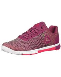 Reebok - Speed Tr Flexweave Cross Trainer - Lyst 135182032
