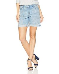 Nine West - Gramercy Denim Short - Lyst