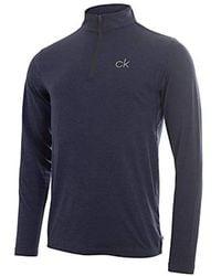 Calvin Klein - Newport Half Zip - Lyst