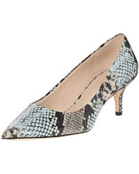 ed718d014a9 Nine West - Xeena Synthetic Dress Pump - Lyst