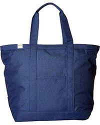 6b328021717 Lyst - Herschel Supply Co. Bamfield Mid-volume Tote Bag