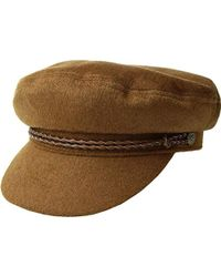 4f5d4c152b4 Lyst - Brixton Colton Hat in Brown for Men - Save 10%