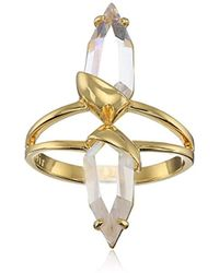 Noir Jewelry - Bounds Ring - Lyst