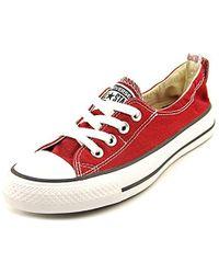 Converse - Chuck Taylor All Star Shoreline Low Top Sneaker - Lyst e4c9a3f79