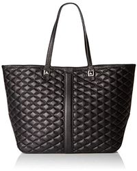 Rebecca Minkoff - Quilted Everywhere Tote, Black - Lyst