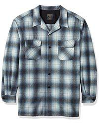 Pendleton - Long Sleeve Board Shirt - Lyst