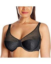 Wacoal Womens Plus-Size My Obsession Underwire Bra