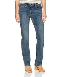 ebbea16cb48 Lyst - Levi's 505 Straight Jeans in Natural