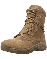 "Timberland - Valor Duty 8"" Soft Toe Military And Tactical Boot - Lyst"