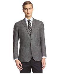 Franklin Tailored - Herringbone Sportcoat - Lyst