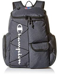 Champion - Utility Backpack, Black, One Size - Lyst