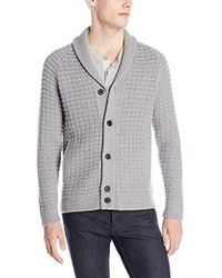 Theory - Balfor Chunky Cashmere-wool Cardigan Sweater - Lyst