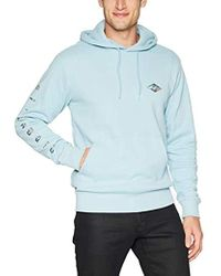 76c9fd70a Obey The Next Wave Hoody in Green for Men - Lyst