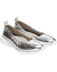 a973ca34f Cole Haan - Olivia Ballet Flat - Lyst