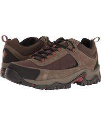 Columbia - Granite Ridge Waterproof Wide Hiking Shoe - Lyst