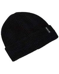 4705faafa Hurley - Stretch Knit Cuffed Slouchy Winter Beanie - Lyst