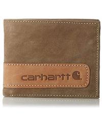 Carhartt - Twotone Billfold Wallet - Lyst