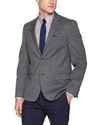 Ben Sherman - Modern Fit Suit Separate (blazer And Pant) - Lyst