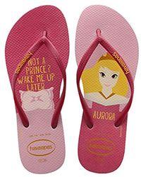 Havaianas - Slim Princess Flip Flop - Lyst