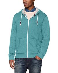 Tommy Hilfiger - Hoodie Full Zip Up Sweatshirt - Lyst