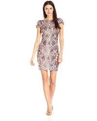 8cbb3a8b3e44 Sequin Dresses - Women's Designer Sequin Dresses - Lyst