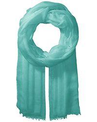 La Fiorentina - Super-fine Enya Knit Wrap - Lyst