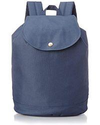 Lyst - Herschel Supply Co.  reid  Mid Volume Backpack in Blue a45eeae836c4b