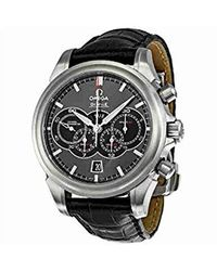 Omega - 422.13.41.52.06.001 Deville Chronograph Watch - Lyst