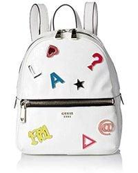 Guess - Tabbi Pins Backpack - Lyst